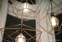 All of the lights / Brilliant Lighting Options for your Home / by CRAFTED | DIY + HANDMADE + INTERIORS
