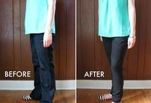 alterations to clothes