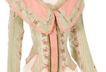 18th century late froufrou spring inspiration