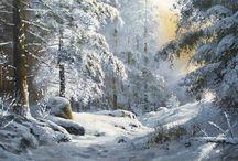 масло зима