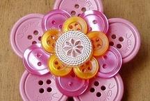 Buttons / by Marsha McClintock