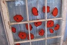 Wild Art Window Panes