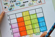 Sight Words, Spelling, Vocabulary / by Kiki Delli