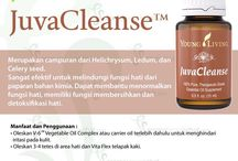 Young Living Juva Cleanse Essential Oils