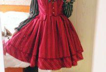 Christmas lolita fashion ideas