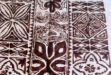 Tiki textiles