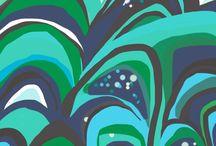 Pattern/Surface Design by Katfish Design