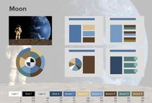 Color themes for PowerPoint / Color themes to use with your PowerPoint presentation.