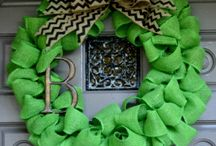 Wreaths  / by Sosa Barrett