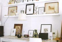 Condo - office area / by Kaela Plant