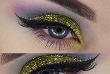 Maquillaje / Como pintarse la cara, tips e ideas que te ayudaran muchisimo en tu dia a dia.