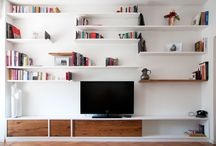 ETERE bookcase