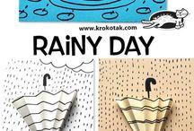 Giochi quando piove