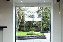 Glastüren / Türen / Fenster