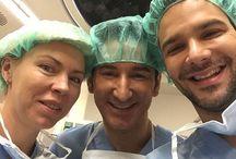 Working progress - Dr.Junco / La vida y estilo de trabajo de un cirujano estético y su equipo