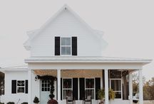 Exteriors   Home Inspiration / favorite home exteriors that would be ideal