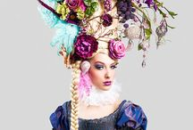 Oh my Head! / Crazy, funny, wonderful headdress ideas!