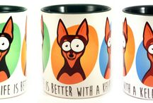 Bögrék / Mugs / http://www.colorfundogs.hu/colorfungift/bogre