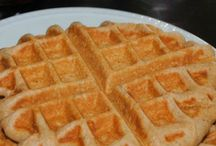 CE Waffles / Waffle recepies