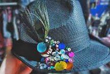 Fedoras / Sombreros decorados