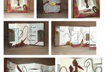 La vaguedad del sueño / Libro de artista Rebeca Mingo