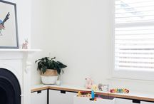 Playrooms / Playroom ideas and inspiration