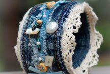 pulseira tecido