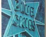 Blues / by hazel
