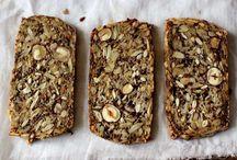 Brot / Flohsamen
