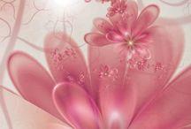 Flower Power, Color Art..