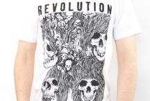 Record Store Day 2014 / Our limited edition REVOLUTION t-shirt, inspired by The Beatles classic album 'Revolver' for Record Store Day!  CLICK to get yours from our store: http://bit.ly/1gOFJU6
