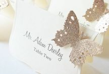 Seating Placecards