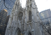 St. Patrick's Cathedral - NYC - MuseumPlanet.com / Go to www.museumplanet.com for links to our iPad tours of historic places  / by Museum Planet