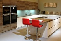 Kitchen design / Rotpunkt