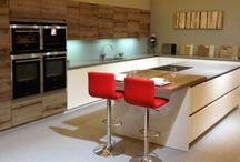 Kitchen design / Rotpunkt