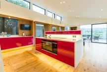 Lake District Kitchen / Perfection in Pink