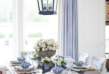 Fit for a feast: dining rooms