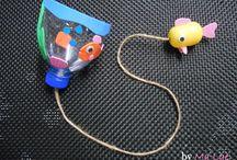 ✂ DIY // Kids / Des bricolages à faire par et avec les enfants