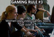 Gamer Stuff