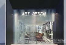 ART OPTICAL / Our exclusives concept optical store Here is a very nice concept very simple optical shop to install and very cheap. ($ 39,000)