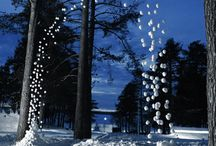 idcaption | Snow Art / Snow art ... and ice art awesome projects ! Winter art installations.