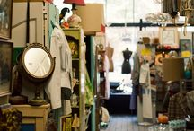 Antiques/Vintage / All things antique that I like or that I am hunting for. I believe antiques should be used and put to work, and not kept away, hidden. What's the point in having them if you can't use them? / by Katie Stines