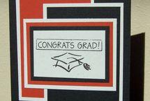 Stampin' Up! - Graduation Cards