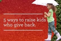 Parents + Kids + Money / Teach your kids good money habits today, and help them build skills that will last their whole lives. / by Wells Fargo