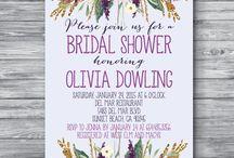 Mindy's Wedding Shower