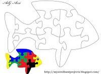 felt puzzle