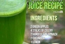 Juice Recipes I Love
