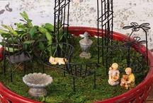 -Mason- Miniature gardens