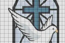 graficos ponto cruz
