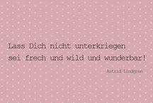 Quotes - Zitate